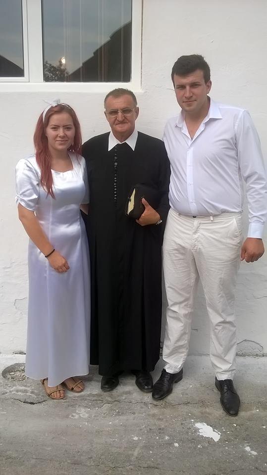 Baptism Teregova